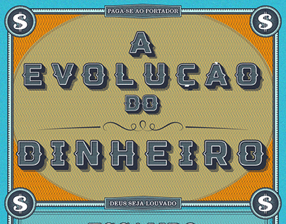 Infográfico - A Evolução do Dinheiro