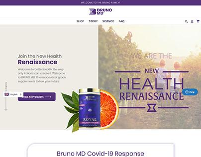 BrunoMD Pharma
