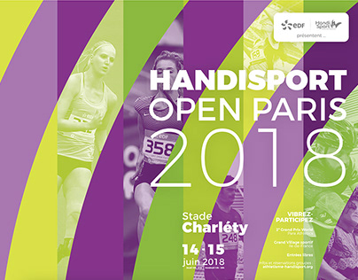 HOP2018 | Handisport Open Paris