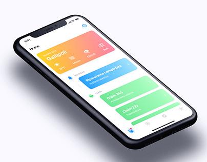 Glauco mobile app