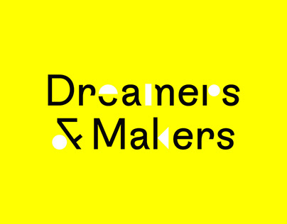 Dreamers & Makers Identity