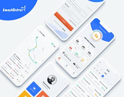 DriveSmart UI/UX Project
