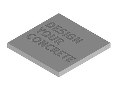 RECKLI - Design your Concrete