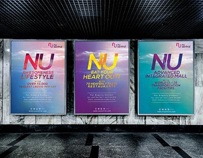 NU Sentral Campaign 2018