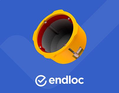 Endloc - reliable protection against fire