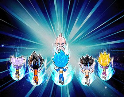 Merge Goku