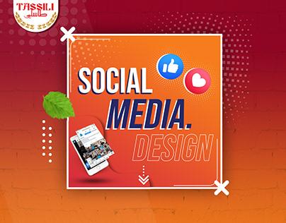 Tassilo Social media Design.