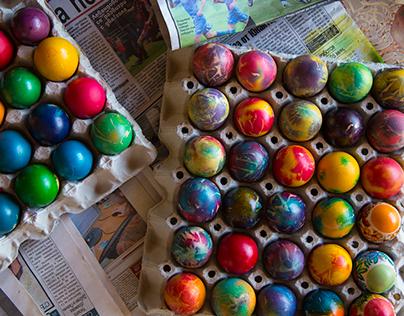 Easter in Eastern Europe