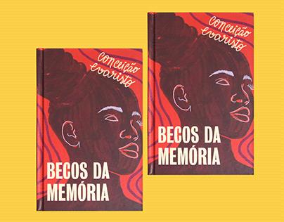 """Projeto editorial """"Becos da memória"""""""