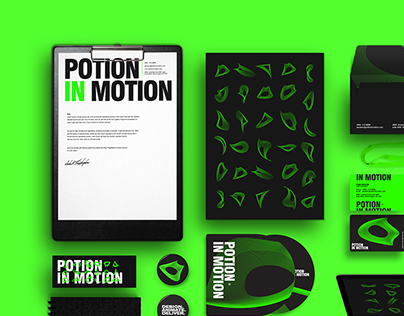 Potion in Motion - 2018
