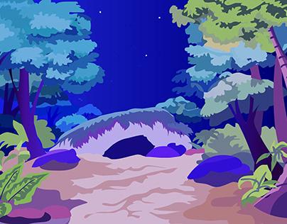 Illustration : Jungle