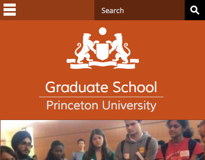 Princeton University Graduate School