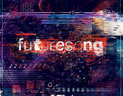 VOIA - Futuresong Album Art