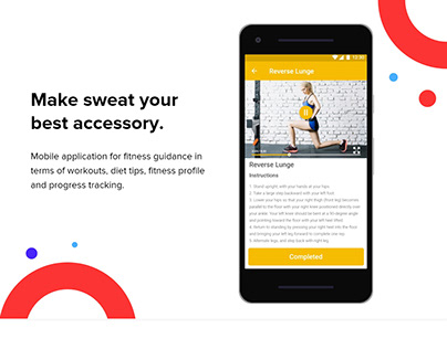 Android : Livfit app
