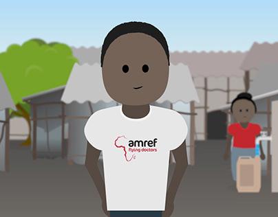 amref Flying Doctors - Wandelen Voor Water