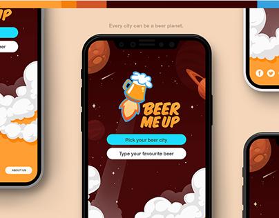 Mobile App, Website, Logo - Concept & Graphical UI