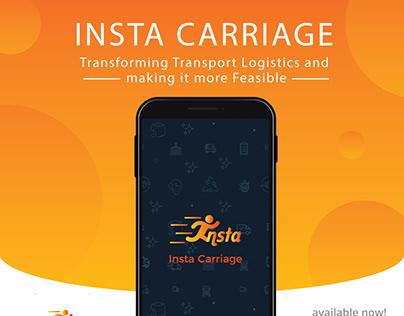 Insta Carriage Logistics App