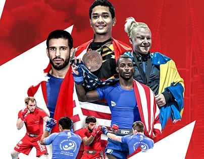 IMMAF Promo   Bahrain 2017 International Mixed Martial