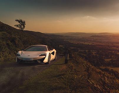 McLaren 570S Photography
