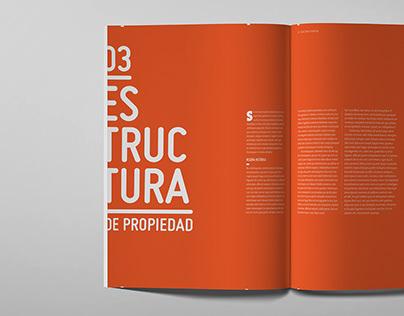 Annual Report |Memoria Anual