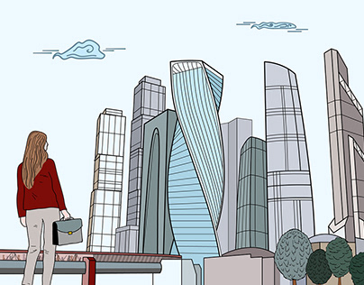 EP Advisory Corporate Illustrations