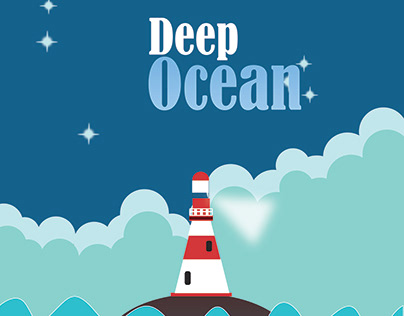Deep Ocean LightHouse