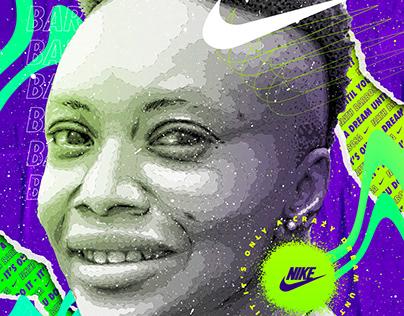 Nathalia Barbosa - Octagon / Nike