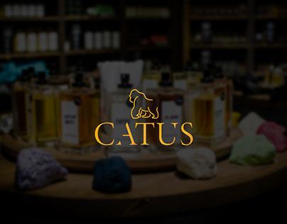 CATUS - Logo Design