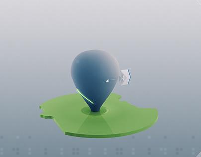 Hot Air Balloon Boards