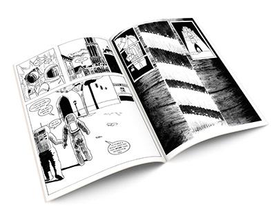 U-trek Graphic Novel