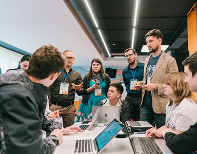 UniversityIT-meetup photo report
