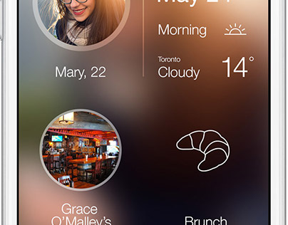 Dating UI Design