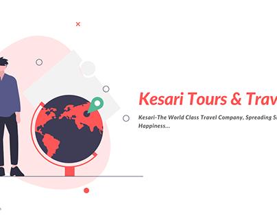 Kesari Tours and Travels   Service Design