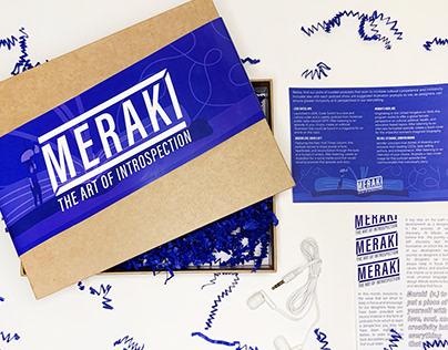 Meraki - A Subscription Box for Designers