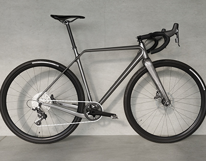 Gravel Bike 3D