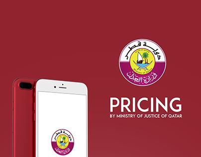 Pricing App - تطبيق المثمن