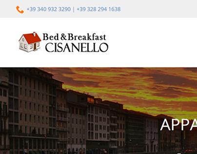 B&B Cisanello | Logodesign, Website