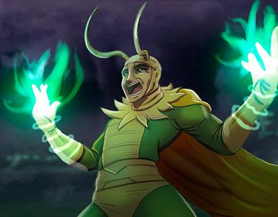Loki Series: The classic loki glorious purpose