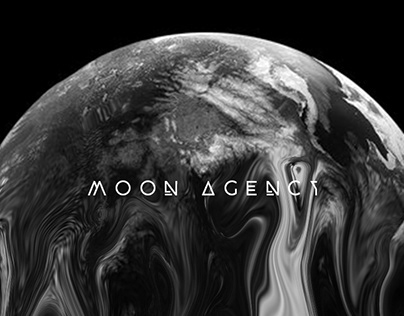 The Moon Agency - Redesign project