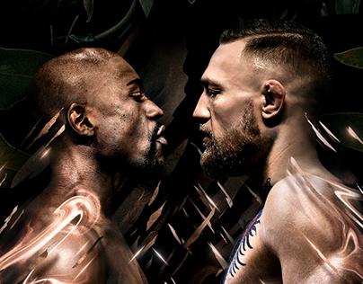Floyd Mayweather Jr. vs Conor McGregor