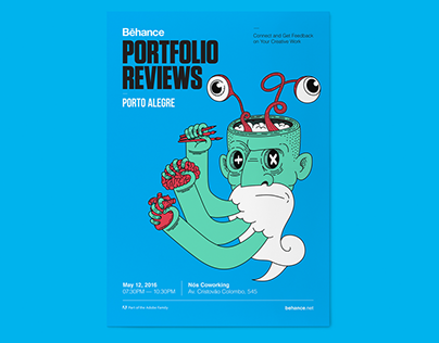 Behance Portfolio Reviews Porto Alegre 2016