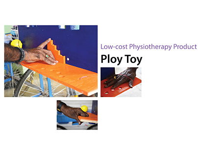 PLOY TOY: Low-cost Physiotherapy Product