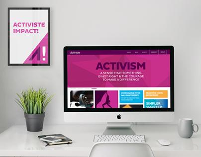 Activiste Website