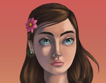 2017 Portrait and Digital Practice
