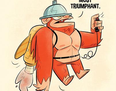 Most Triumphant