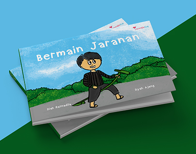 "Picture Book ""Bermain Jaranan"" 2017"