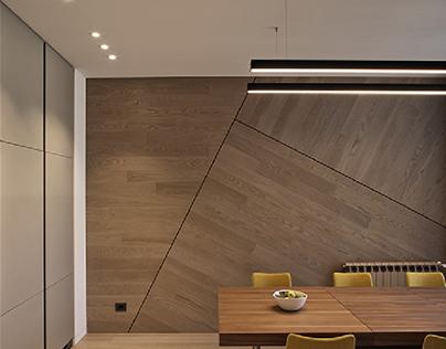 "Apartment in Yerevan / ""ZAART architects"""