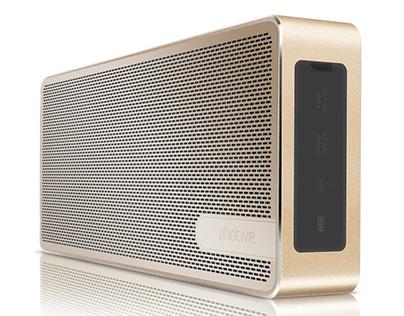 Photive BT speaker BLADE images