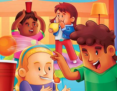 Jogo Desenrola! - Game Office/Toyster
