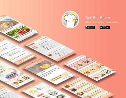 Bei-Bei Baker/ App for beginner bakers